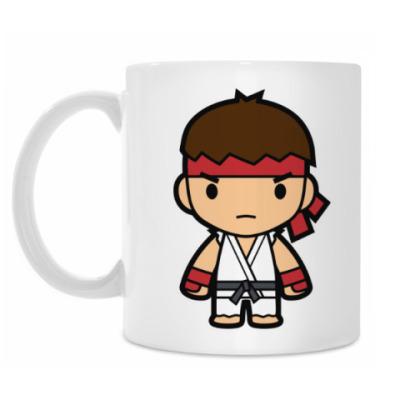 Кружка Ryu (Street Fighter)