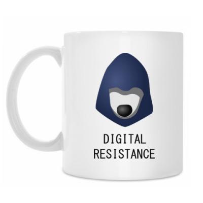 Кружка  Цифровое сопротивление