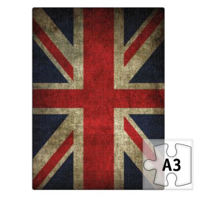 Пазл Флаг Британии