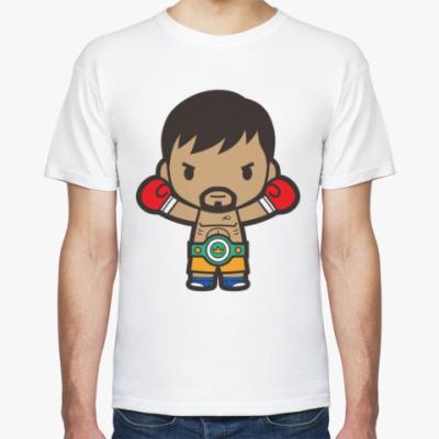 Футболка Мэнни Пакьяо (Pacman)