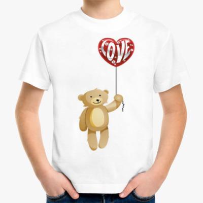 """Детская футболка Детская футболка """"Love"""""""