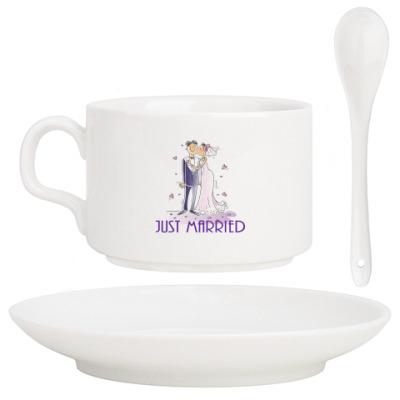 Кофейный набор Just Married