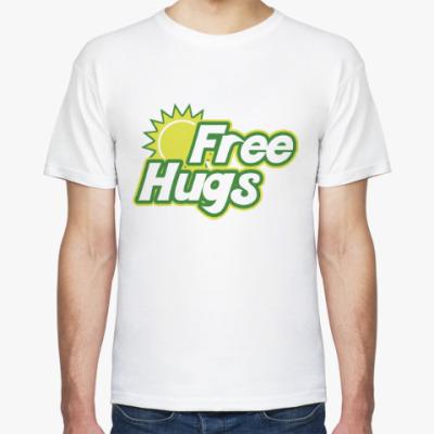 Футболка Бесплатные обнимашки
