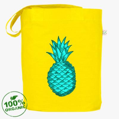 Сумка Зеленый ананас