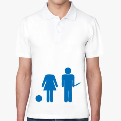 Рубашка поло Strange Love