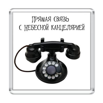 Магнит Телефон