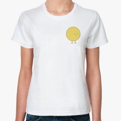 Классическая футболка  Цып