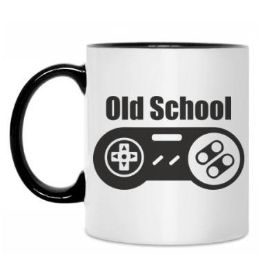 Кружка Old school