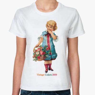 Классическая футболка  Vintage Colors 2009