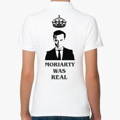 Женская рубашка поло Moriarty