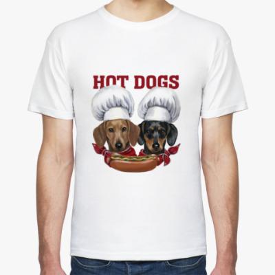 Футболка Hot Dogs