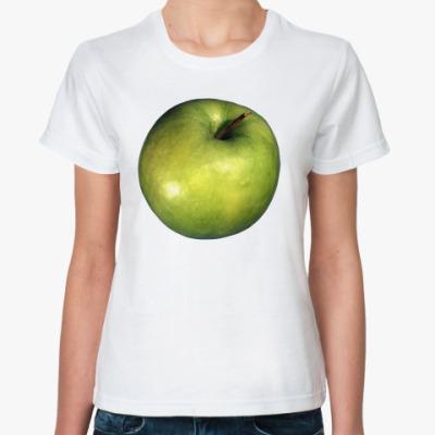 Классическая футболка  фрукт