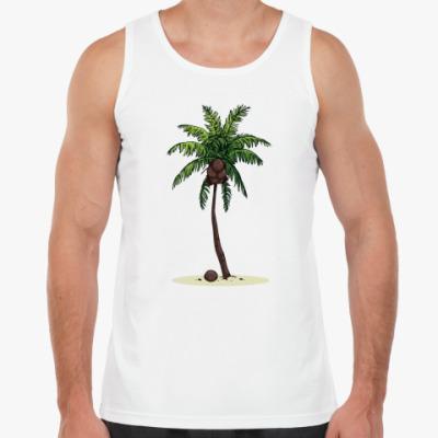 Майка Кокосовая пальма