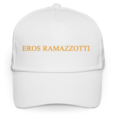 Кепка бейсболка Бейсболка Eros Ramazzotti