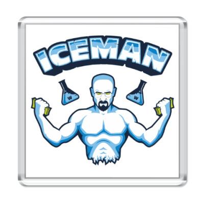 Магнит Iceman