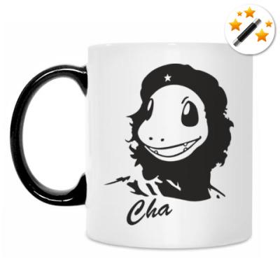Кружка-хамелеон Cha