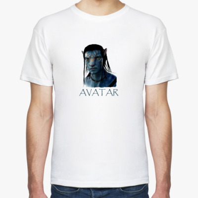 Футболка Avatar Jake Sully