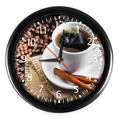 Часы  'Кофе'