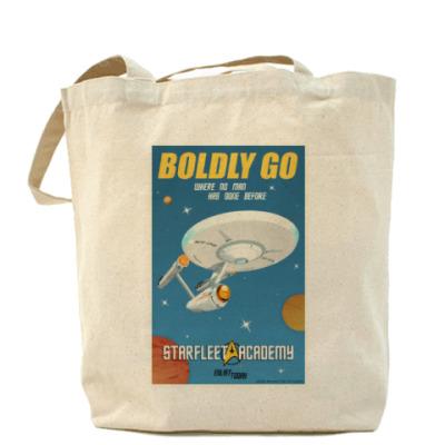 Сумка Star Trek Boldly Go