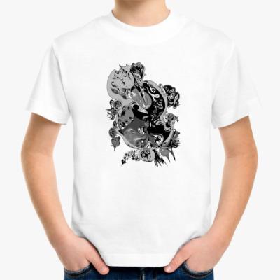 Детская футболка Арт для Юного мага