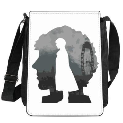 Сумка-планшет Sherlock city