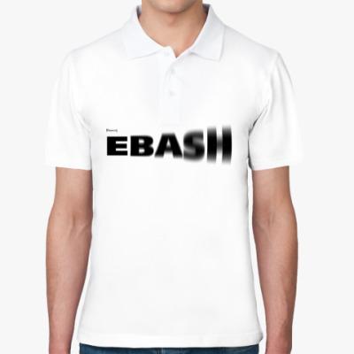 Рубашка поло ebash/ебаш