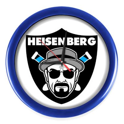 Настенные часы Heisenberg Raiders