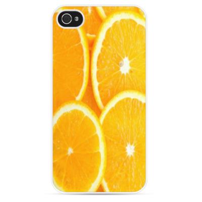 Чехол для iPhone Лимон