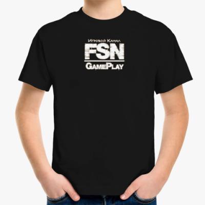 Детская футболка для подписчика
