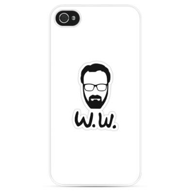 Чехол для iPhone WHALTER WHITE