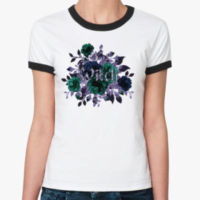 Женская футболка Ringer-T Witch