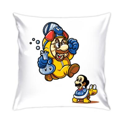 Подушка Mario Heisenberg