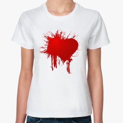 Классическая футболка Splash