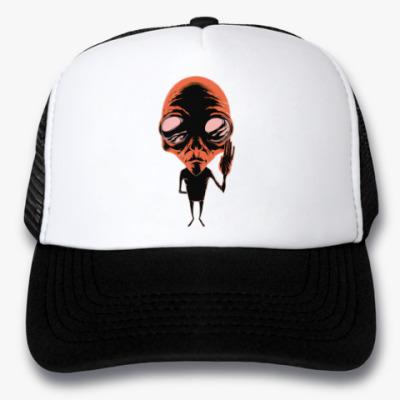 Кепка-тракер Humanoid