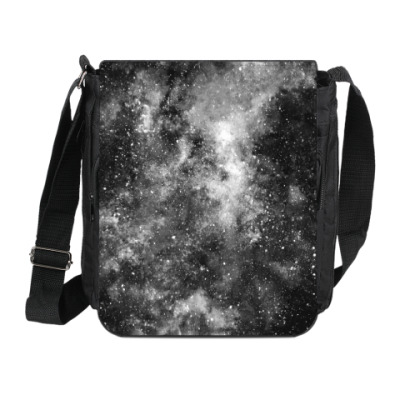 Сумка на плечо (мини-планшет) Космос