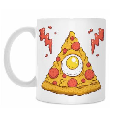 Кружка Пицца, Pizza