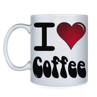 Кружка love coffee