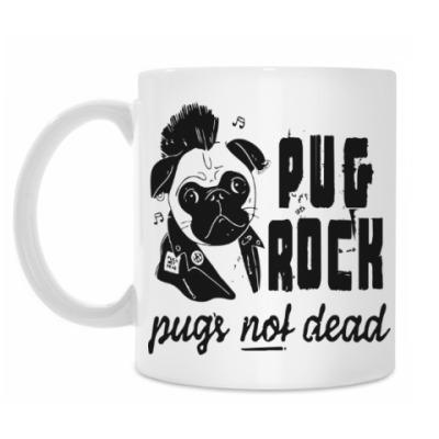 Кружка Pug Rock