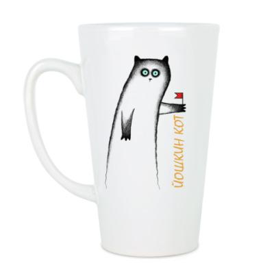 Чашка Латте Йошкин кот