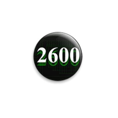 Значок 25мм Значок 25 мм - 2600 #9