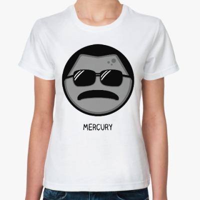 Классическая футболка Фредди Меркьюри (Queen)