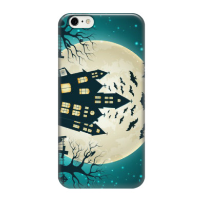 Чехол для iPhone 6/6s Halloween
