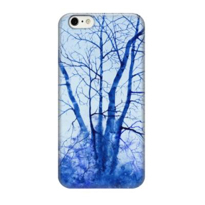 Чехол для iPhone 6/6s Голубые ветви