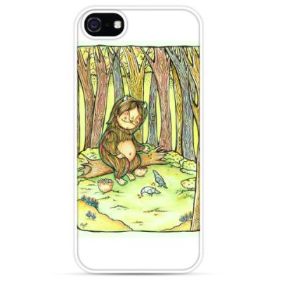Чехол для iPhone Лесной тролль