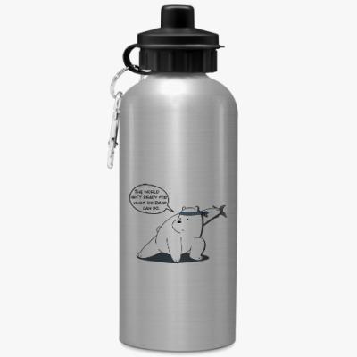 Спортивная бутылка/фляжка  Ice Bear