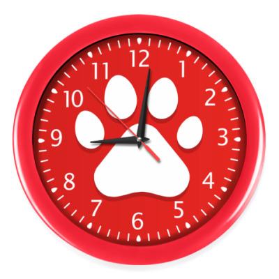 Настенные часы Коты Ютуберы