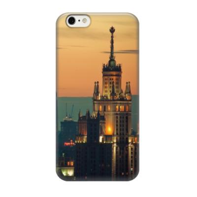 Чехол для iPhone 6/6s Москва