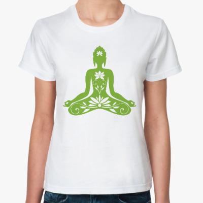 Классическая футболка Йога