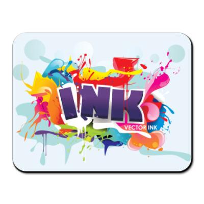Коврик для мыши  Ink