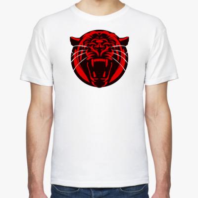 Футболка пантера